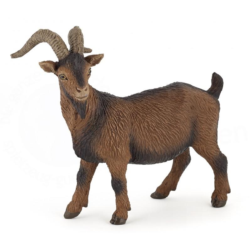 Figurina Papo,capra maron