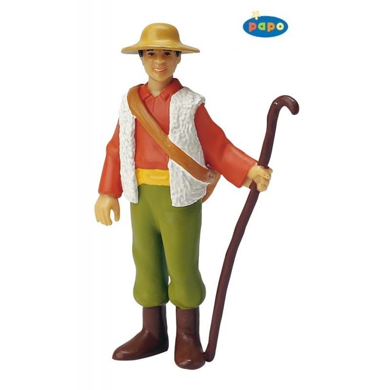 Figurina Papo,cioban