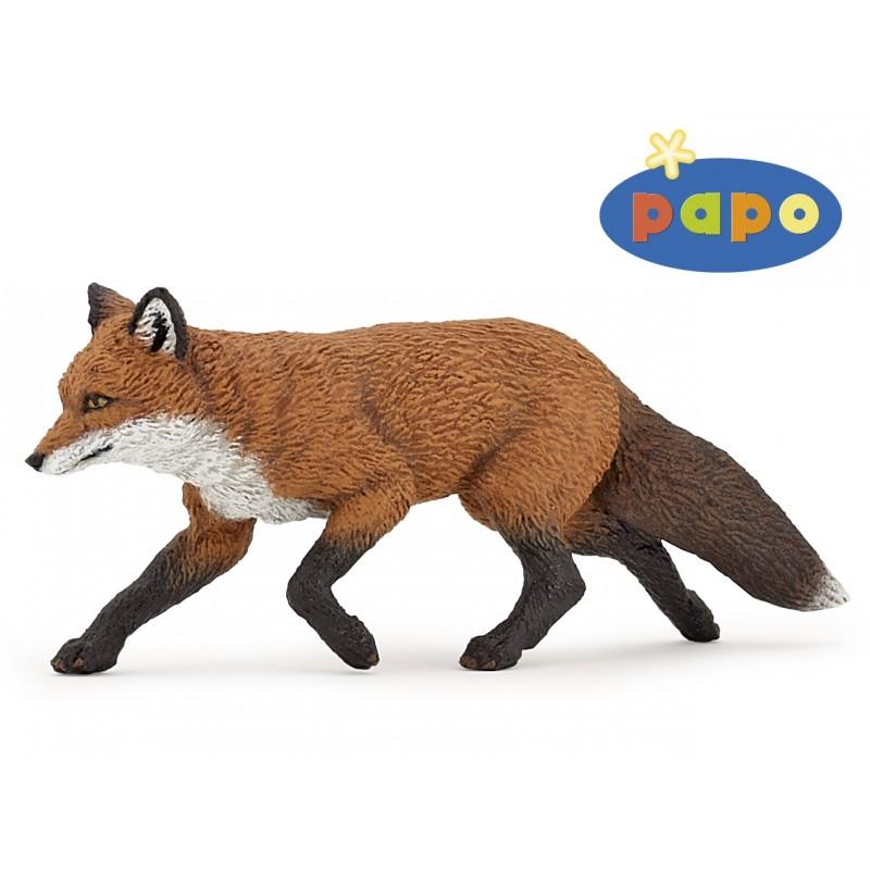 Figurina Papo,vulpe