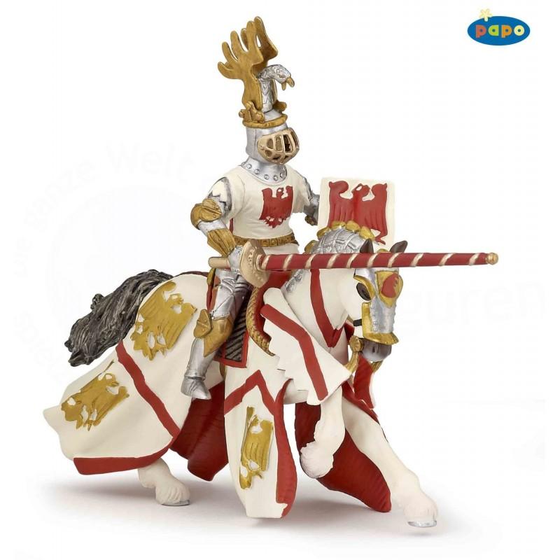 Figurina Papo,cavalerul Percival
