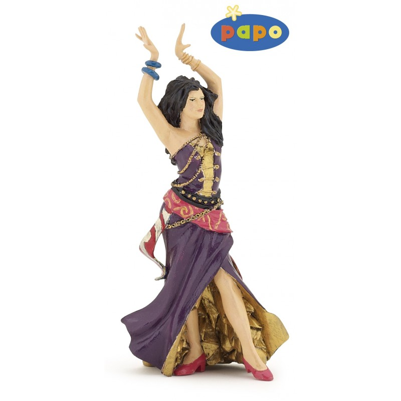 Figurina Papo,dansatoare spaniola