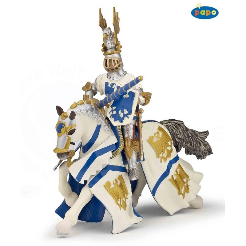 Figurina Papo,calul cavalerului William