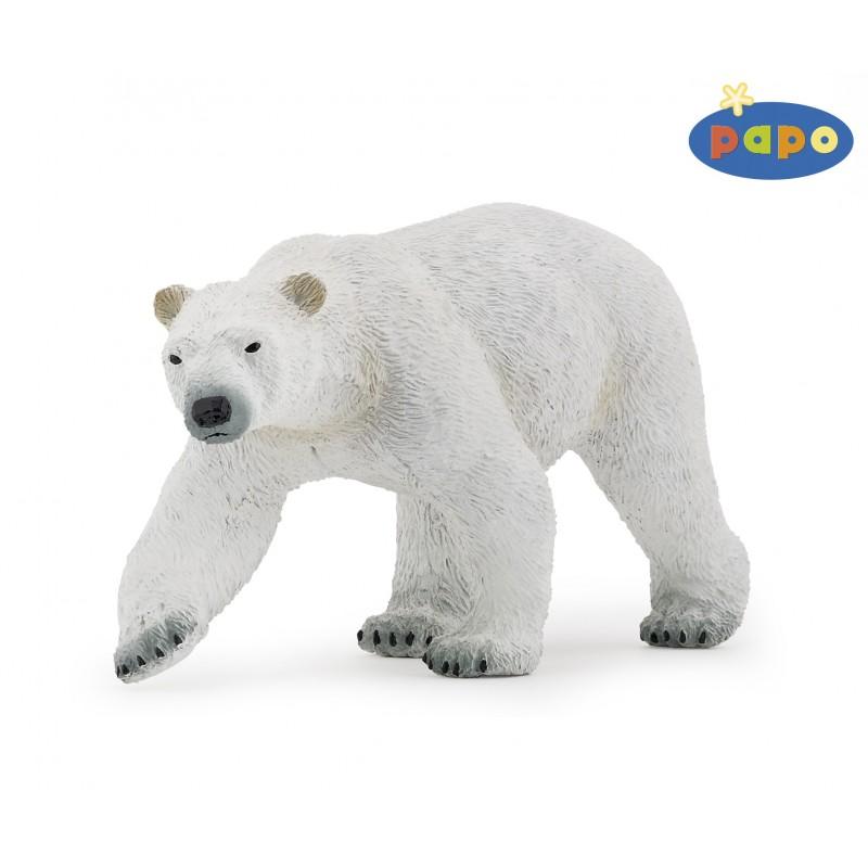 Figurina Papo,urs polar