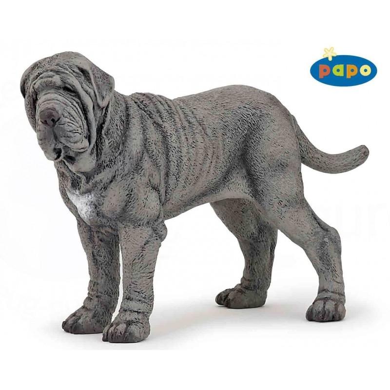 Figurina Papo,caine mastiff napolitan