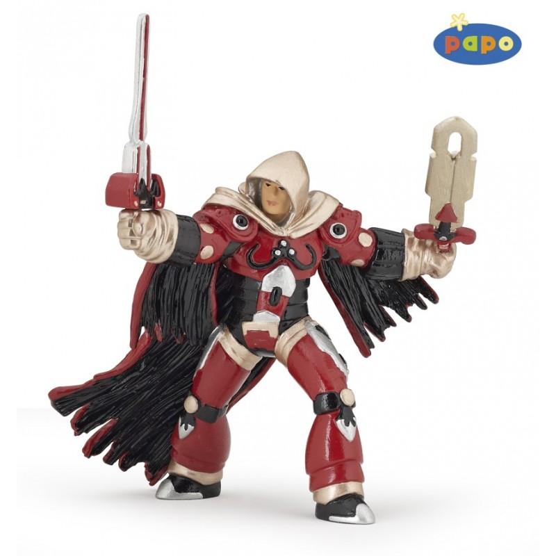 Figurina Papo,luptator cibernetic