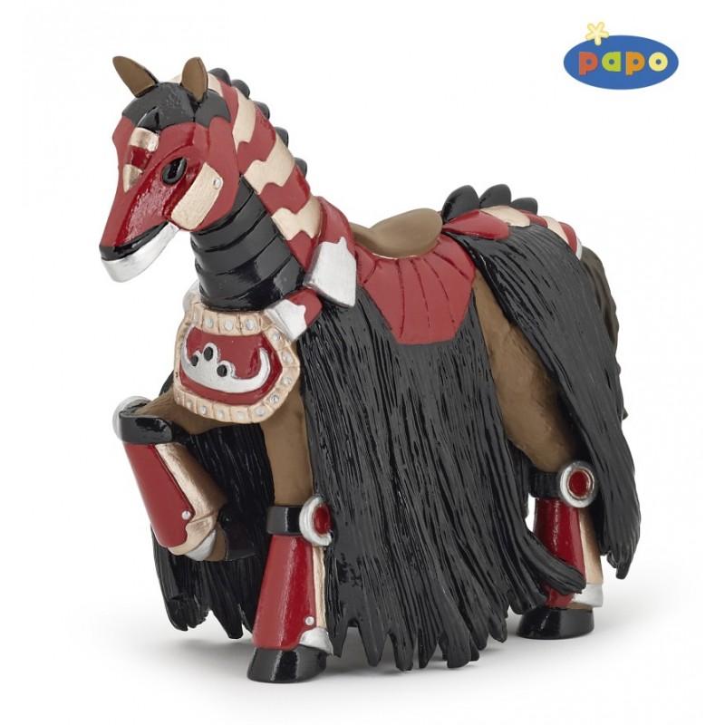Figurina Papo,calul luptatorului cibern.