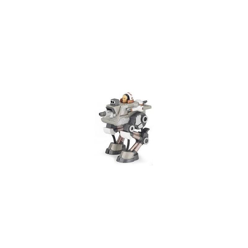 Figurina Papo,robot humanoid