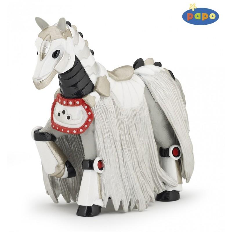 Figurina Papo,calul razboinicului cibern.