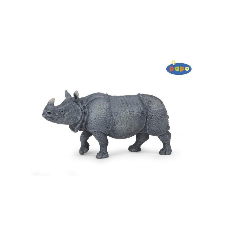 Figurina Papo,rinocer indian