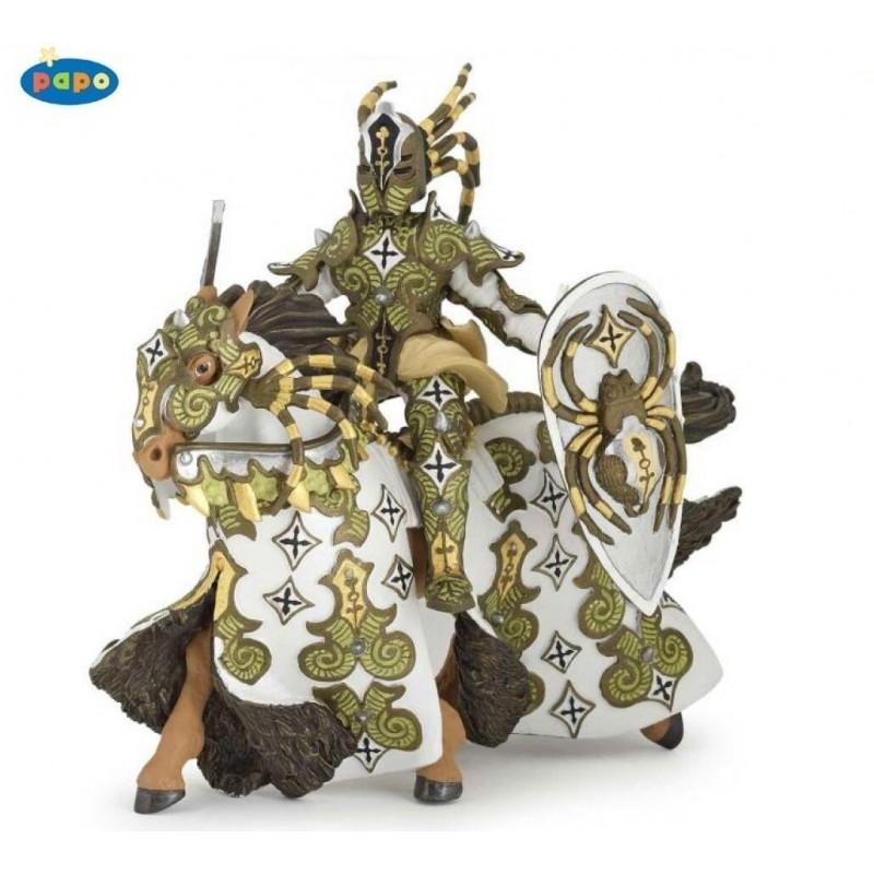 Figurina Papo,razboinicul paianjen si cal