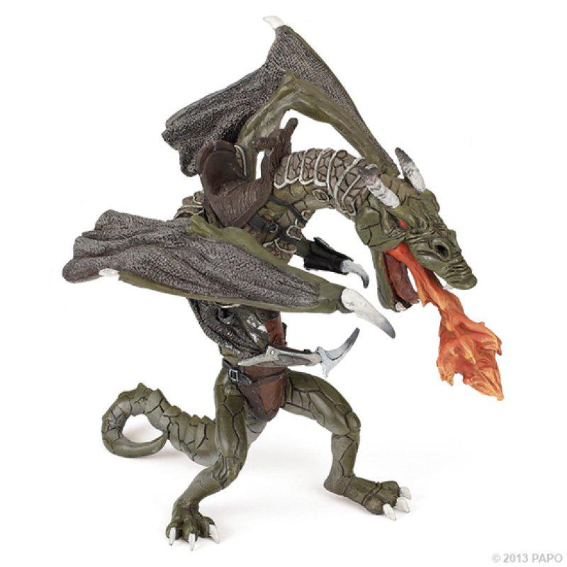 Figurina Papo,dragon cibernetic