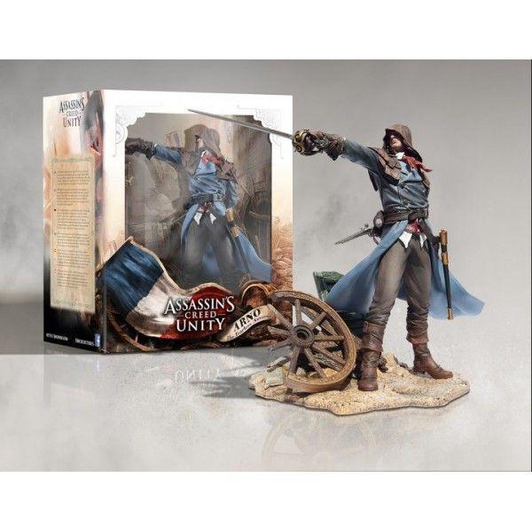 Assassins Creed Unity - Arno PVC Statue