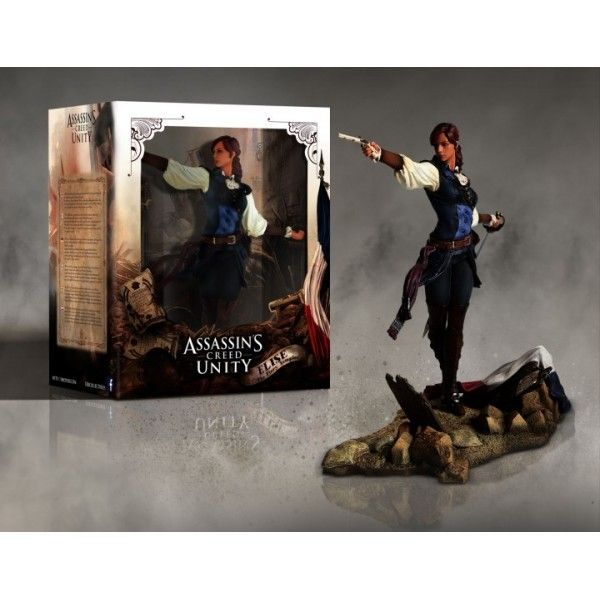Assassins Creed Unity - Elise PVC Statue