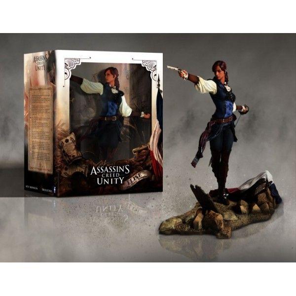 Assassins Creed Unity - Elise PVC Statue