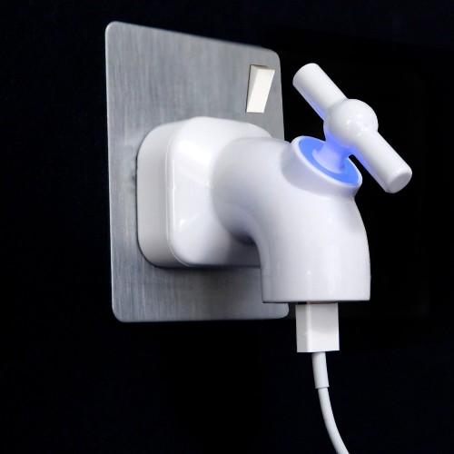 Incarcator telefon robinet