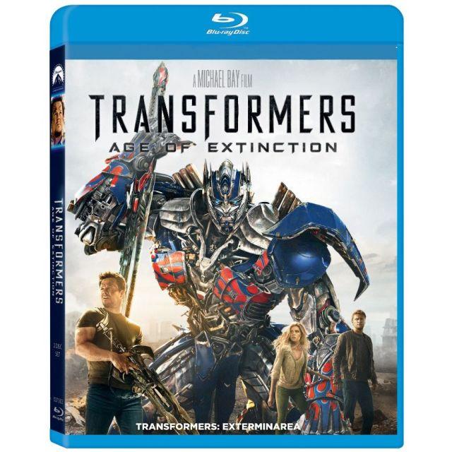 BD: TRANSFORMERS: AGE OF EXTINCTION - TRANSFORMERS: EXTERMINAREA