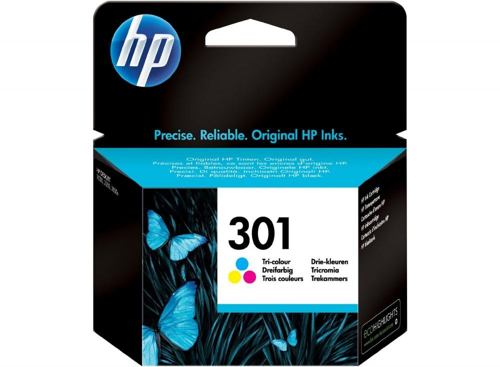 Cartus HP COLOR NR.301 CH562EE 3ML ORIGINAL DESKJET 2050