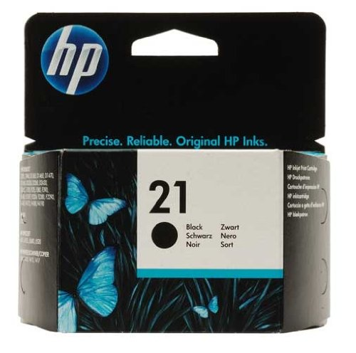 Cartus HP Negru  NR.21 C9351AE 5ML ORIGINAL DESKJET 3940