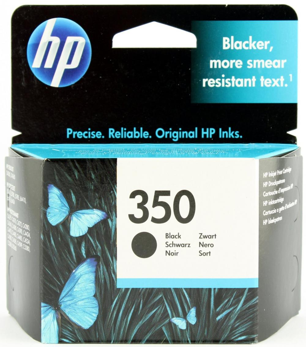 Cartus HP Negru VIVERA NR.350 CB335EE 4,5ML ORIGINAL OFFICEJET J5780