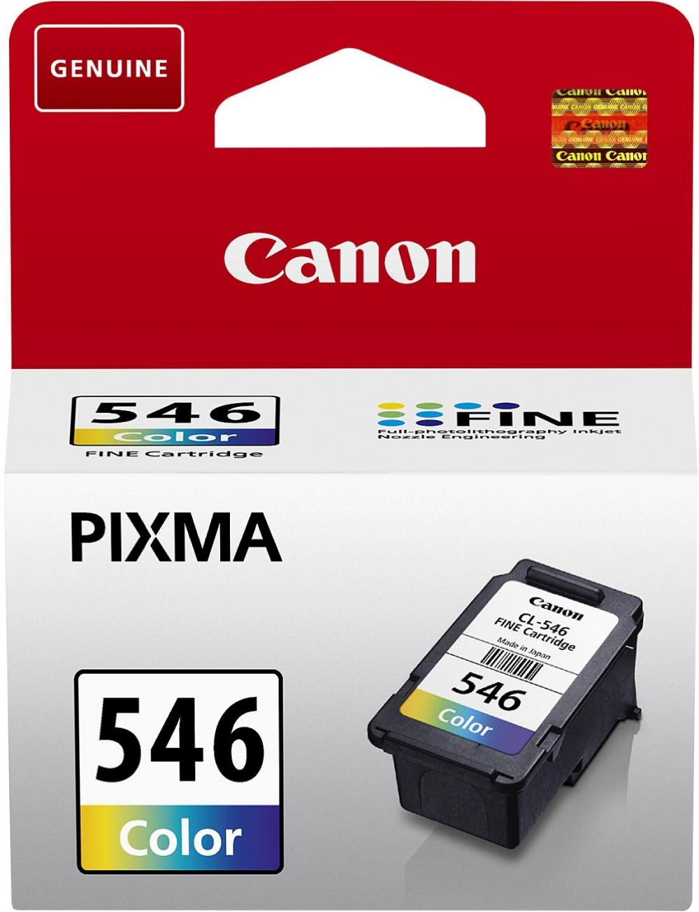 Cartus Canon CL-546, Color Ink