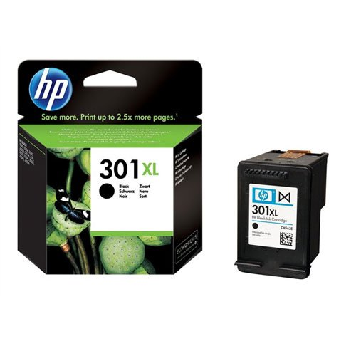Cartus HP Negru  NR.301XL CH563EE 8ML ORIGINAL DESKJET 2050