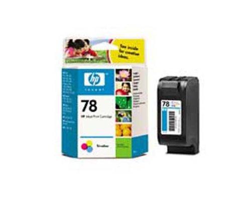 Cartus HP Color Nr.78 C6578D 19Ml Original Hp Deskjet 970