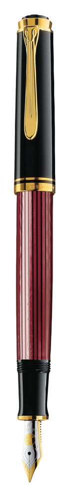Stilou Souveraen M400,penitaM14K,rosu