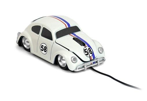 Mouse forma masina de curse