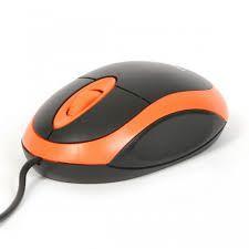 MOUSE OMEGA OM-06V OPTICAL 800DPI VALUE LINE portocaliu