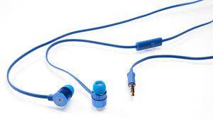 Casti Verbatim Active incl. Microfone , albastru