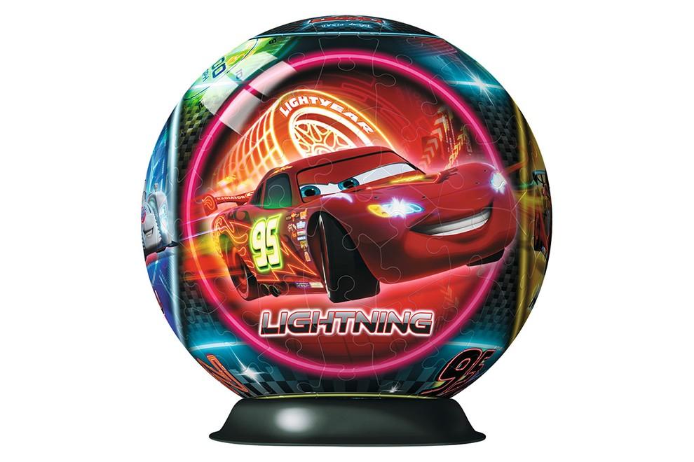 Puzzle 3D cars,108 pcs