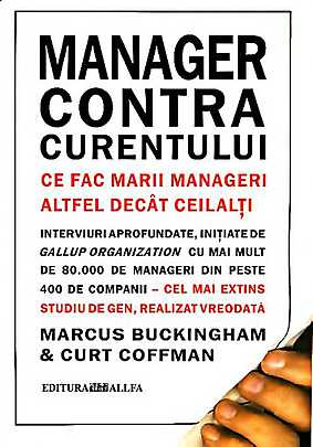 MANAGER CONTRA CURENTULUI ED. 2