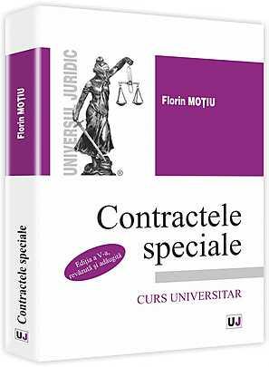 CONTRACTE SPECIALE. CURS UNIVERSITAR. ED 5