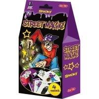 Tactic,Street magic-truc magician,violet
