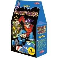Tactic,Street magic-truc magician,albastru