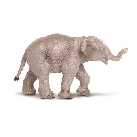 Figurina Safari,pui de elefant asiatic