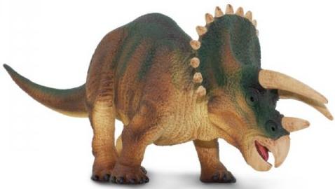Figurina Safari,triceratops