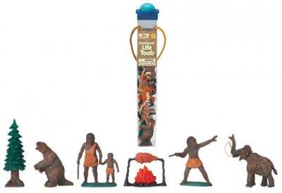 Figurina Safari,viata preistorica,set