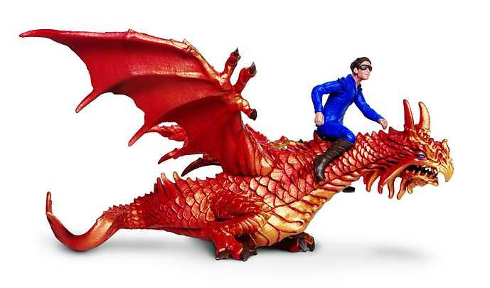 Figurina Safari,dragonul tunetului