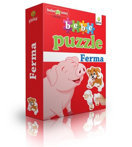 FERMA/ BEBE PUZZLE