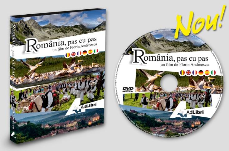 DVD ROMANIA, PAS CU PAS