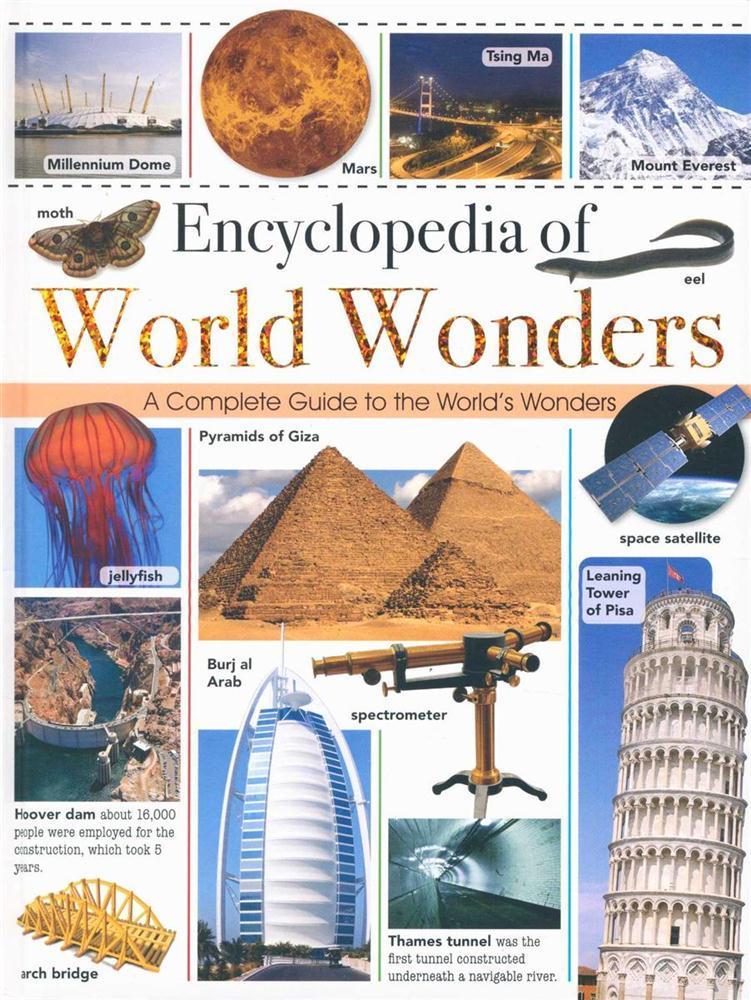 ENCYCLOPEDIA OF WORLD WONDERS