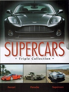 SUPERCARS TRIPLE COLLECTION