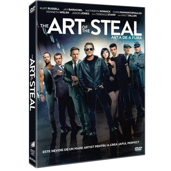 ART OF THE STEAL -  ARTA DE A FURA