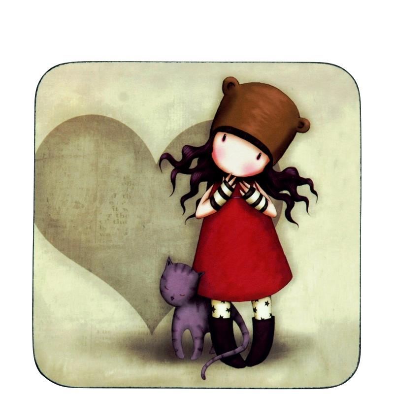 Suport pahar Purrrrrfect Love