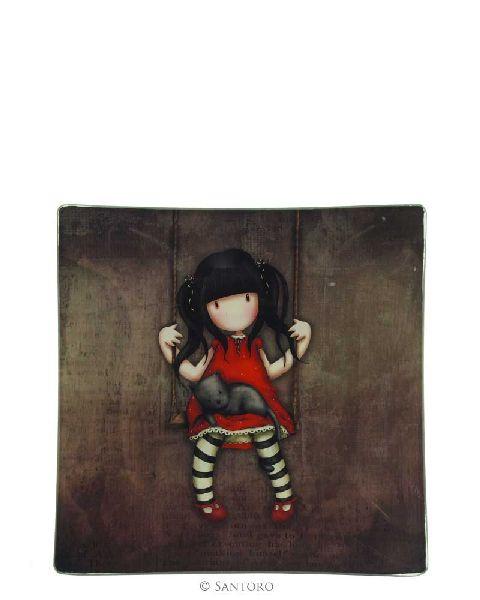 Tava 15x15x0.3cm,Ruby