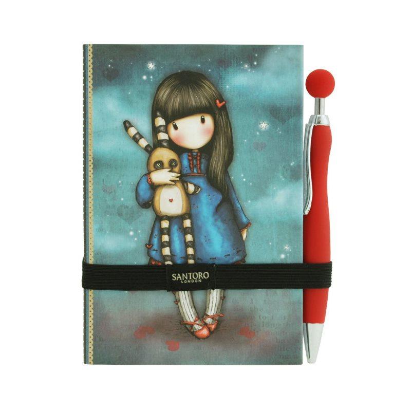 Jurnal A6,96f,pix&semn carte,Hush Little Bunny