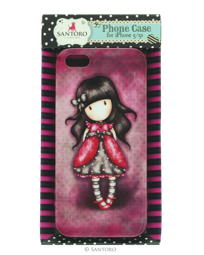 Carcasa iPhone 5/5s,Ladybird