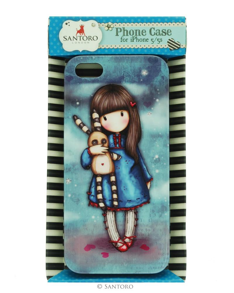 Carcasa iPhone 5/5s,Hush Little Bunny
