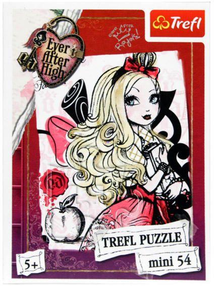 Puzzle mini Trefl,54pcs,Ever After High